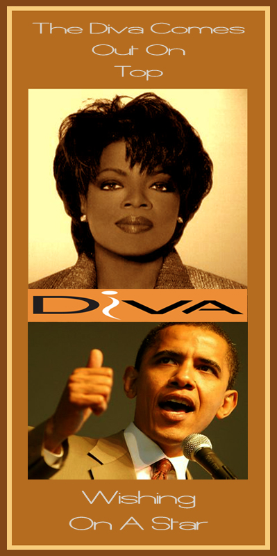 Barack Obama Diva Power