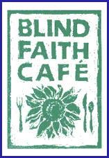 Dining At The Blind Faith Cafe