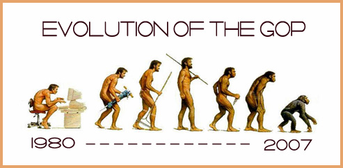 The GOP And Evolution