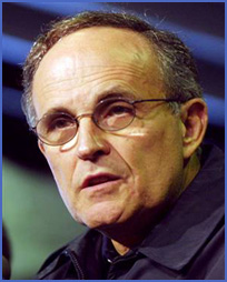 Mr. and Mrs. Giuliani