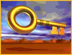 Daddy's Gold Key