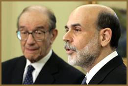 Greenspan And Bernanke