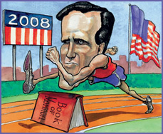 Romney Obstacle