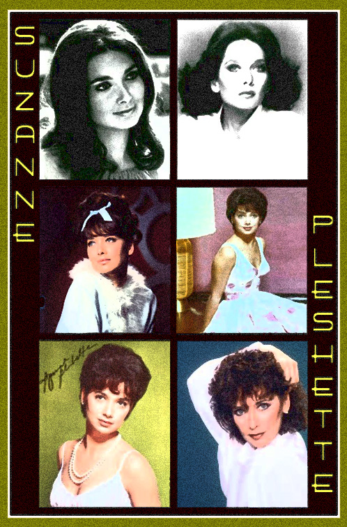 with suzanne pleshette
