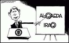 Linking al Qaeda and Iraq