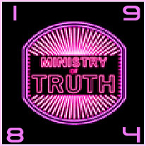 Ministry of Truth?