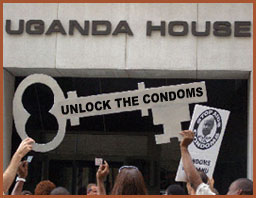 Unlock The Condoms
