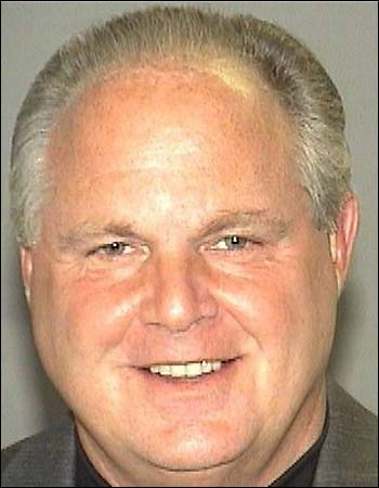 Limbaugh mug shot