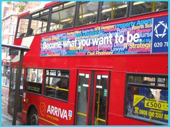 Bus in London - 2004