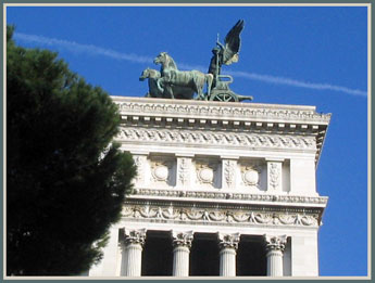Government building in Rome - 2004
