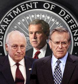 Bush, Cheney, & Rumsfeld