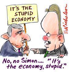 The stupid economy