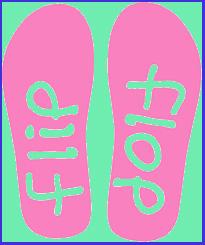 Flip flopping